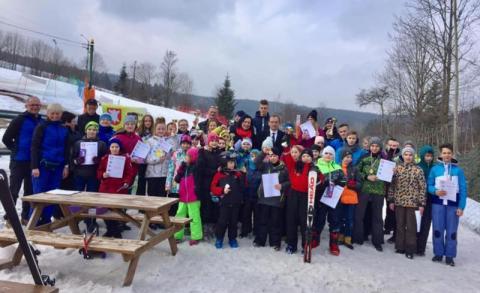 XV Zawody Narciarskie o Puchar Wójta Gminy Łabowa już 12 lutego w Kamiannej