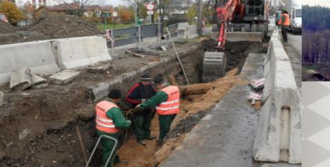 Stary Sącz: Budowa tej kanalizacji sparaliżuje ruch w Dolnie Dunajca? [WIDEO]