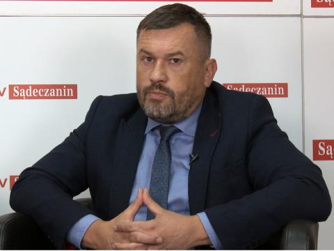 Artur Kapelko: Sandecji nie powinny dotyczyć spory samorządowców