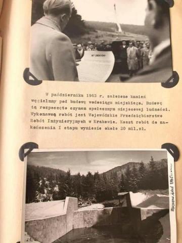 Muszyna: modernizując oczyszczalnię ścieków natrafili na kapsułę z 1963 r