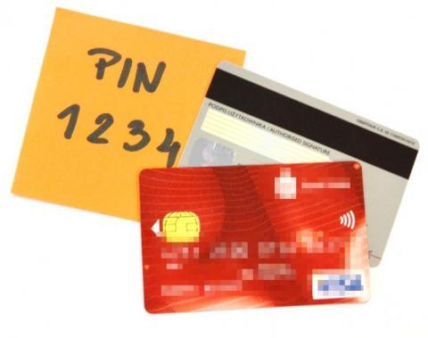 Po co kredyt? Lepiej ukraść kartę