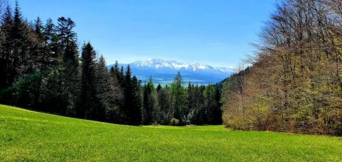 Widok Tatr z naszego regionu zachwyca! Zobaczcie te niesamowite zdjęcia