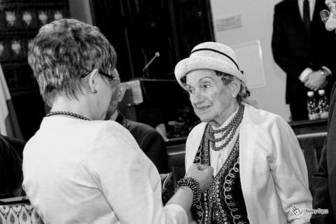 Kazimiera Łagan nie żyje. Odeszła w wieku 97 lat