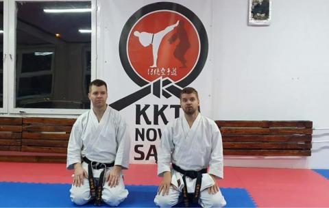 Nie ma nic lepszego na nudę niż ćwiczenia. Zwłaszcza te, proponowane przez świetnych trenerów Klubu Karate Tradycyjnego Nowy Sącz!
