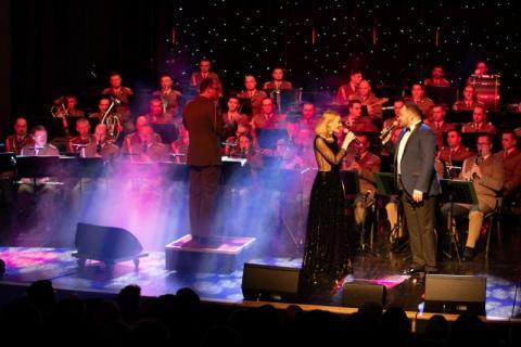 Koncert noworoczny w Sokole: trochę musicalowo, trochę po góralsku