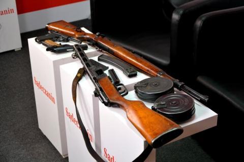 Kolekcja broni historycznej