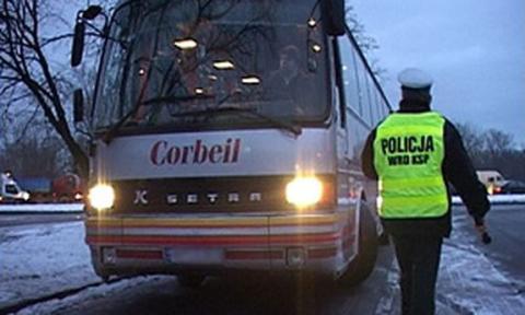 Policjanci podsumowali ferie na Sądecczyźnie:47 nietrzeźwych kierowców, 30 wypadków i 322 kolizje