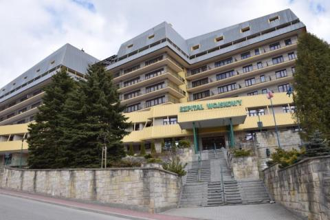 Krynica: 200 osób jeszcze do niedzieli na kwarantannie w sanatorium wojskowym