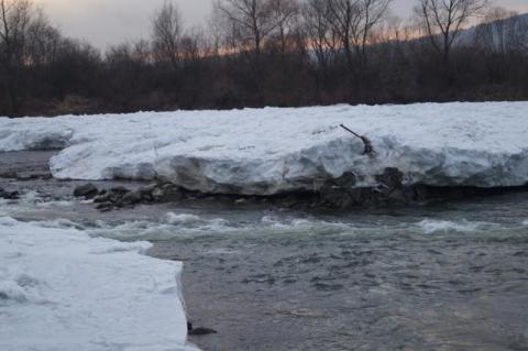 Coraz cieplej, idą roztopy, rzeki wzbierają. Rośnie u nas strach