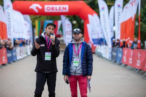 Orlen Życiowa Dziesiątka: ruszył najszybszy taki bieg w Polsce; meta w Muszynie