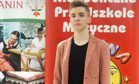 Nasi idą po sławę do telewizji. Krystian z Kasiny Wielkiej chce szansy na sukces