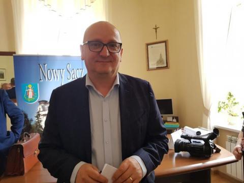 Krzysztof Głuc, fot. Iga Michalec