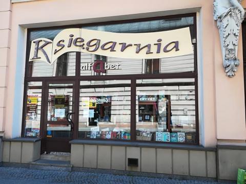 """Odwiedź księgarnię, wesprzyj lokalny biznes i kup miesięcznik """"Sądeczanin"""""""