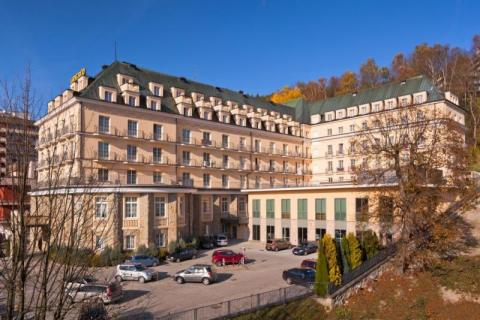Kryzys dużych obiektów hotelarskich w Krynicy-Zdroju
