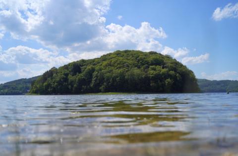 Gródek nad Dunajcem: wędkarze walczą o Małpią Wyspę. Petycję podpisało 300 osób