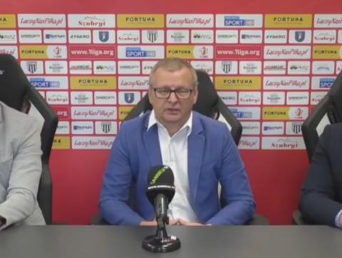Piotr Mandrysz nowym trenerem Sandecji!