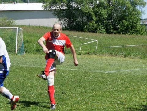 O przepisie na piłkarską długowieczność rozmawiamy z Marianem Michalikiem