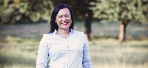 Marta Słaby, wójt gminy Łabowa