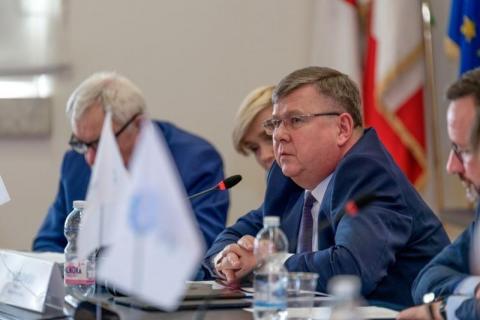 Przygotowania do Igrzysk Europejskich w Małopolsce idą pełną parą