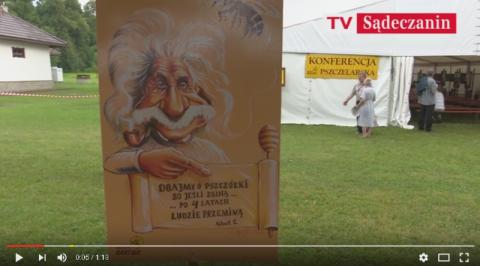 XXV Biesiada u Bartnika w Stróżach. Miód to obywatel świata! [FILM]