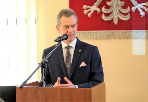 Mieczysław Uryga nowym starostą limanowskim. Został wybrany jednogłośnie