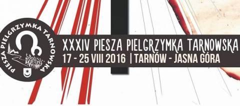 Plakat Piesza Pielgrzymka Tarnowska