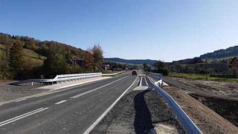 Nowa Wieś: Te trzy mosty na DK75 kosztowały ponad 10 milionów [ZDJĘCIA]