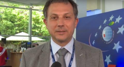Forum Ekonomiczne: Park M zmienia wygląd uzdrowiska Krynica-Zdrój [WIDEO]