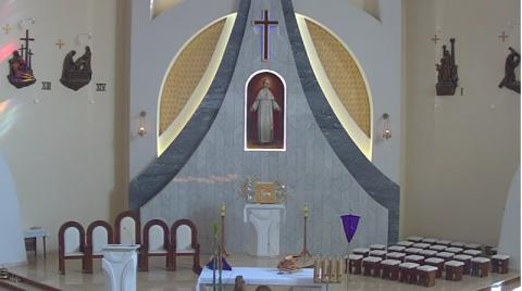 Transmisja mszy z parafii św. Andrzeja Apostoła w Słopnicach [NA ŻYWO]