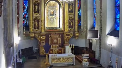 Transmisja Mszy Wieczerzy Pańskiej z Bazyliki św. Małgorzaty  [NA ŻYWO]