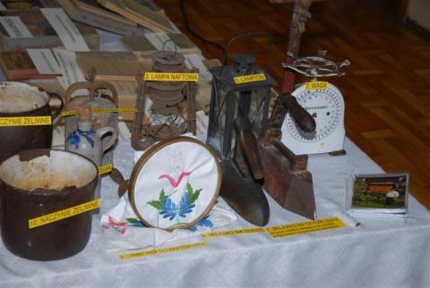 Szkoła w Nowej Wsi zorganizowała muzeum etnograficzne