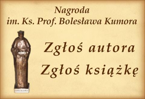 Nagroda ks. prof. Kumora 2017