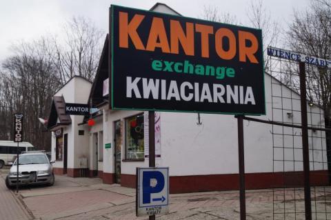 napad na kantor w Krynicy