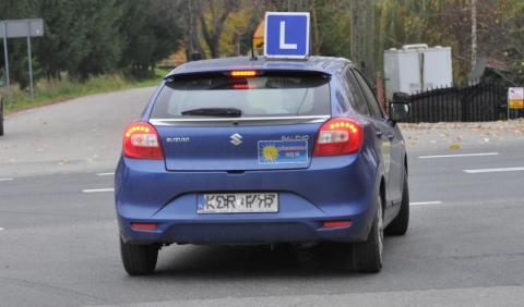 Nowy Sącz: ranking zdawalności szkół nauki jazdy