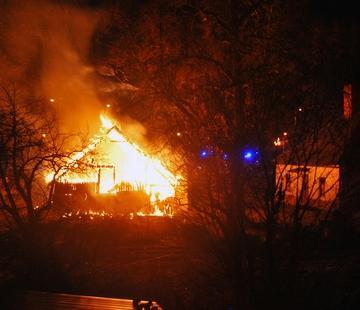 Pożary w Muszynie. Zaczyna się panika. Miasto wrze od plotek