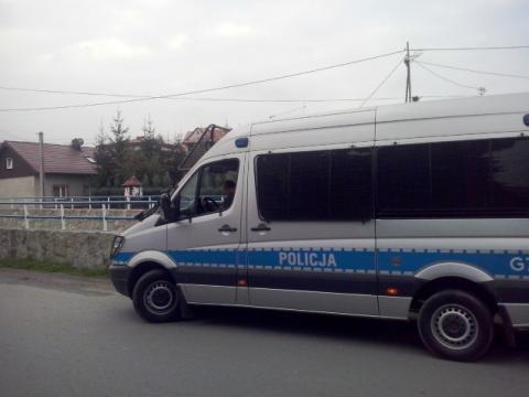 Samorządowcy rozmawiali z policją o Cyganach z Maszkowic