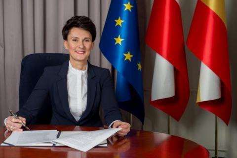 poseł Urszula Nowogórska