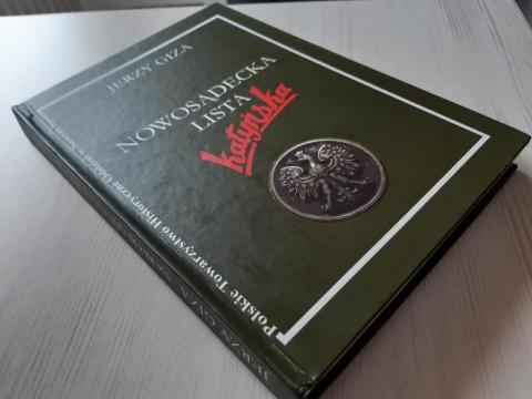 Nowe wydanie nowosądeckiej listy katyńskiej