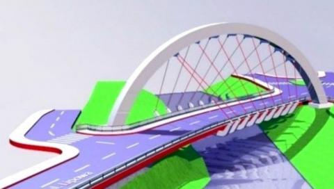 Zbudują u nas całkiem nowy most. Gdzie postawią taką piękną przeprawę?