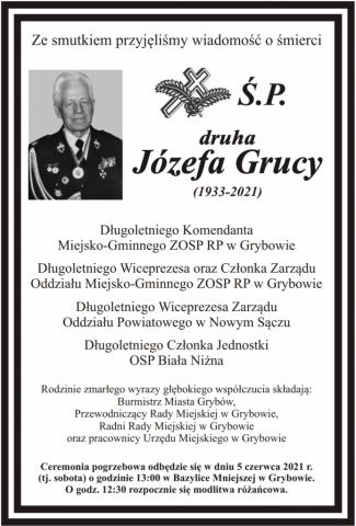 Józef Gruca