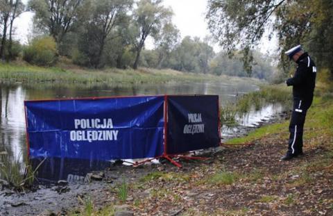 Dramat w Krynicy-Zdroju: znaleziono zwłoki 30-latka w potoku