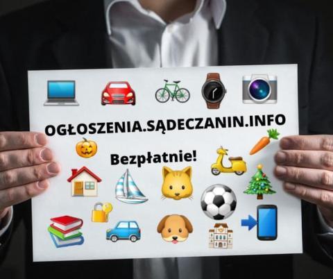 ogloszenia.sadeczanin.info