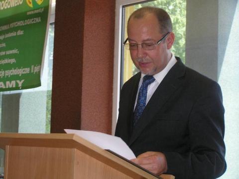 Waldemar Olszyński, fot. Iga Michalec