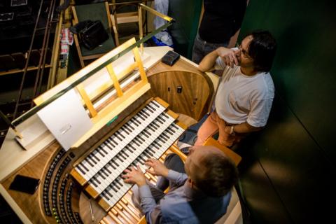 """I Międzynarodowy Konkurs Duetów Organowych """"Per organo a quattro mani"""""""