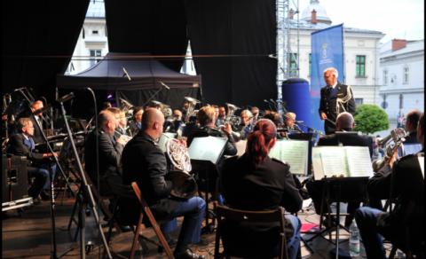 koncert Orkiestry Reprezentacyjnej Policji i Straży Granicznej Królestwa Niderlandów