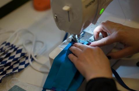 GRS OSP Nowy Sącz wspomaga nowosądecki szpital i pogotowie ratunkowe