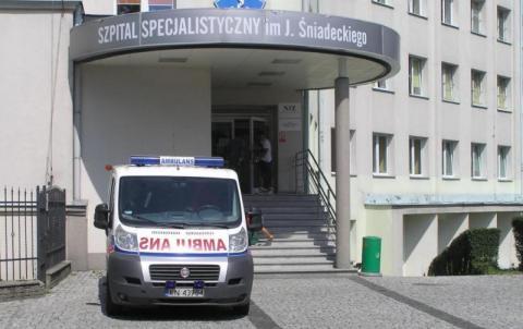 spital w Nowym Sączu
