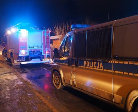Tragiczny wypadek w Niskowej. Nie żyje rowerzystka