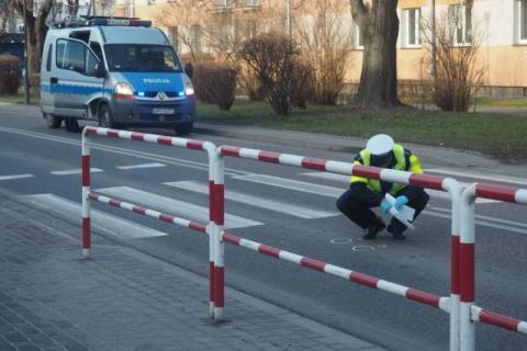 Wypadek na pasach w Gorlicach. Autobus potrącił kobietę