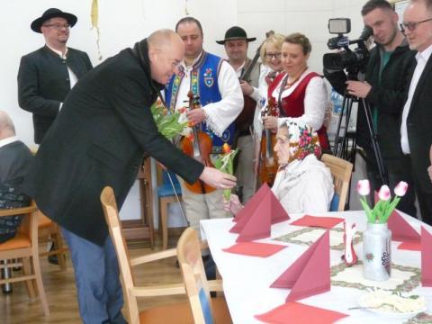 Rok funkcjonowania Pienińskiego Domu Dziennego Pobytu  w Kluszkowcach.